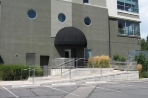 J.D. Milliner & Associates, P.C. | Utah Trusts, Estates & Probate -- Redman Building, Rear Entrance and Visitor Parking