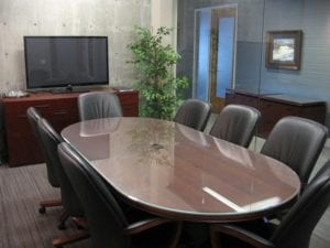 J.D. Milliner & Associates | Business Law in Salt Lake City -- Conference Room