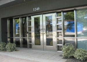 J.D. Milliner & Associates, P.C. | Business Law in Salt Lake City, Utah -- Front Entrance Redman Building