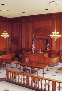 Utah Court Room - J.D. Milliner & Associates, P.C.